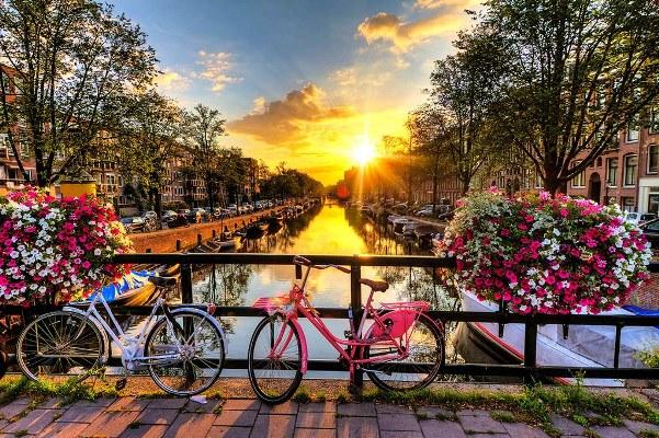 Amsterdamsummersunri